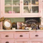 How To Create Chippy Patina On Furniture