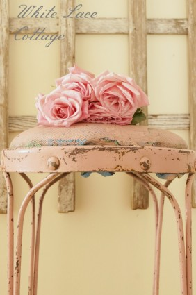 pinkstool