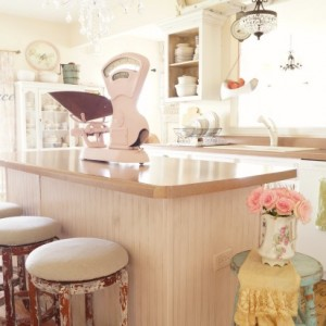 kitchen island beadboard
