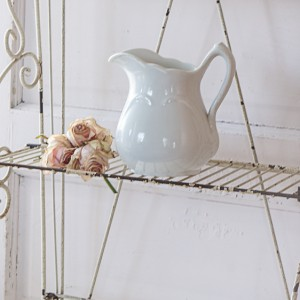 how to make a shabby chic memo board-2