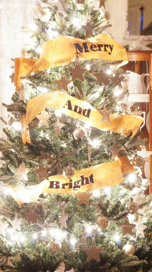 Christmas Tree At Night-13