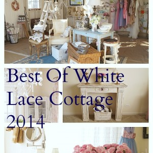 best of white lace cottage 2014