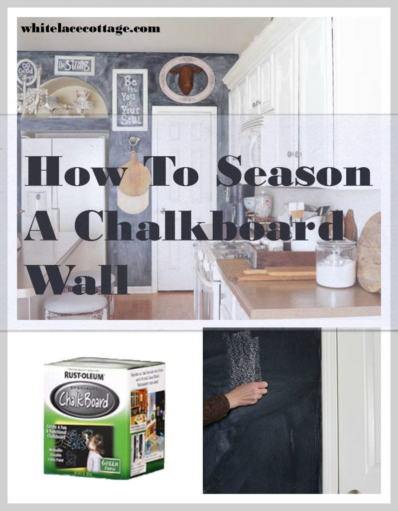 Chalkboard Wall Tips Don't Make This Mistake