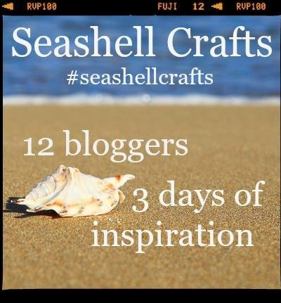 Easy DIY Seashell Art