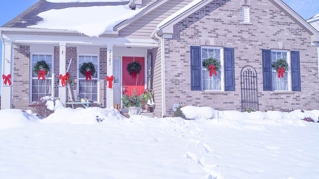 Outdoor Decorating Ideas For Christmas