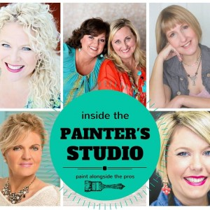 Inside The Painters Studio