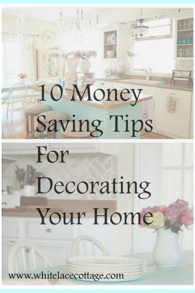 How To Save Money Decorating Your Home