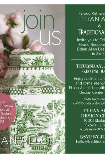 Ethan Allen And Traditional Home