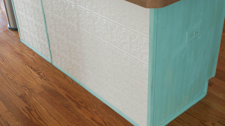 Ceiling Tiles For Kitchen Faux Tin Ceiling Tiles Kitchen Island White Lace Cottage