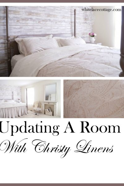 Christy Linens Luxurious Bedding