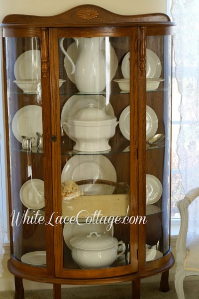 My Growing Collection of White Ironstone
