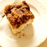 The Best Cinnamon Coffee Cake Ever!