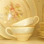 Vintage China A New Treasure