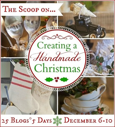 The Scoop on Creating a Handmade Christmas Button