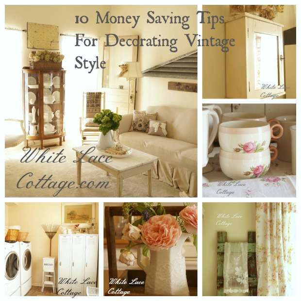 10 Tips To Save Money While Decorating