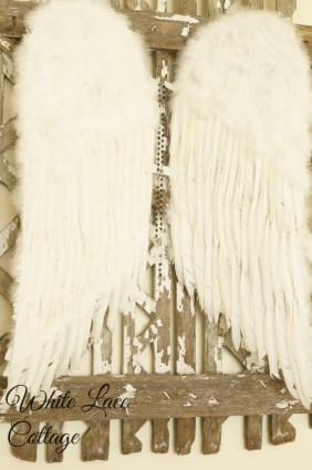 Angel wings chippy gate