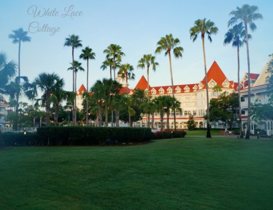 grounds at grand floridian