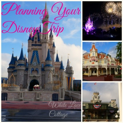 planning your disney trip