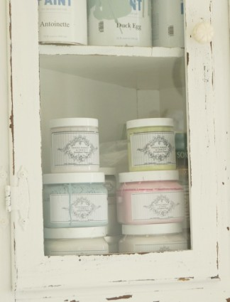paint cabinet