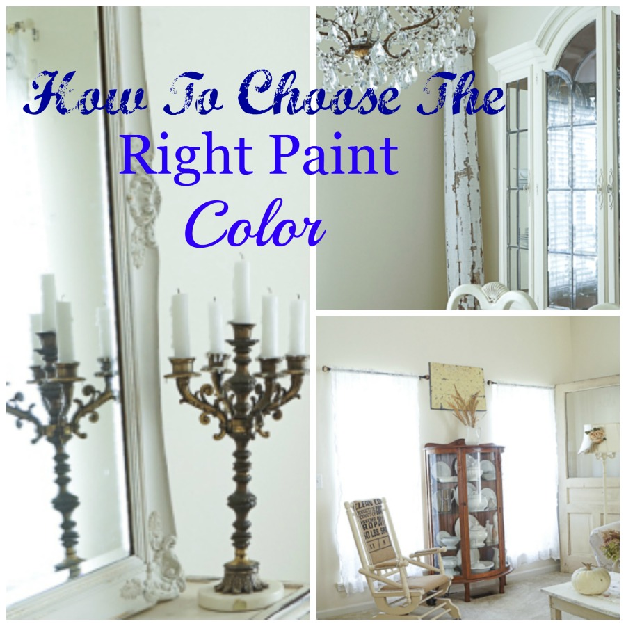 How To Choose The Right Off White Paint: How To Choose The Right White