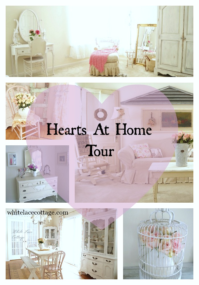 Hearts at home tour