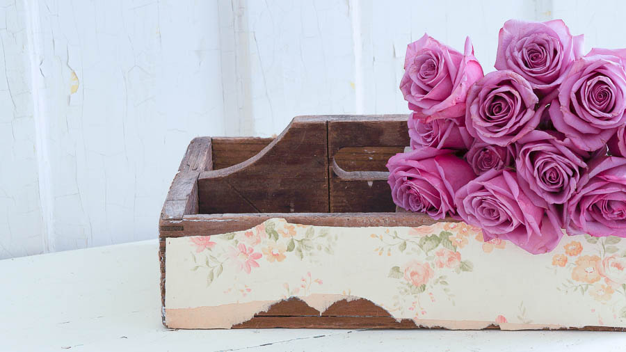 Craft Idea For Your Shabby Inspired Home