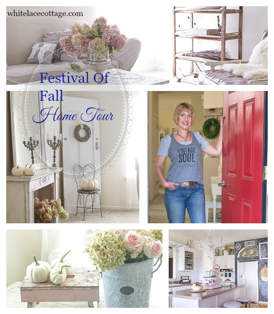 festival of fall home tour
