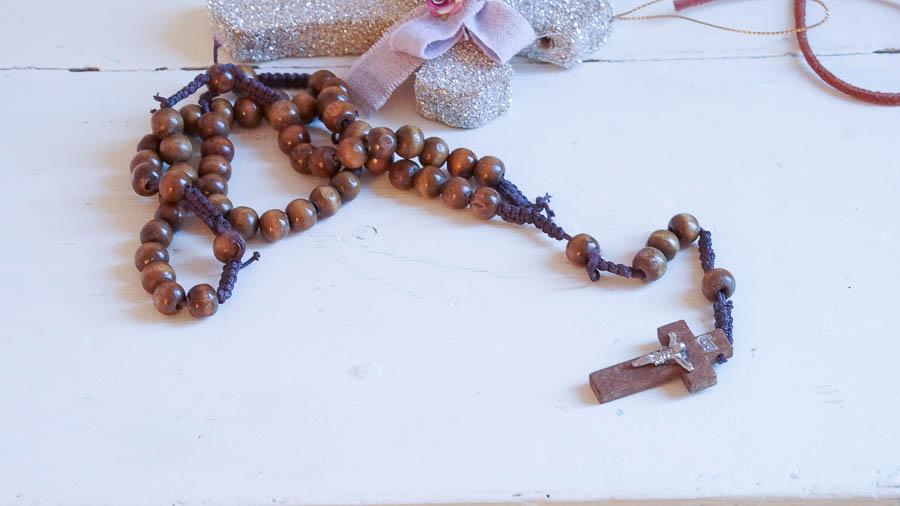 shabby chic rosary-5