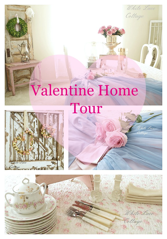 Valentine Home Tour
