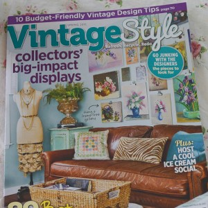 Vintage Style Magazine Featured Home White Lace Cottage (2 of 5)