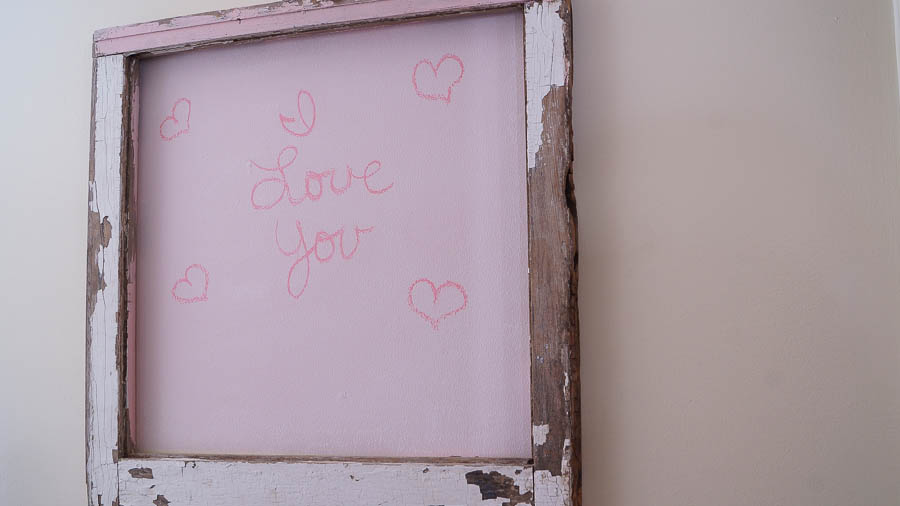How to create a framed chalkboard wall (28 of 45)