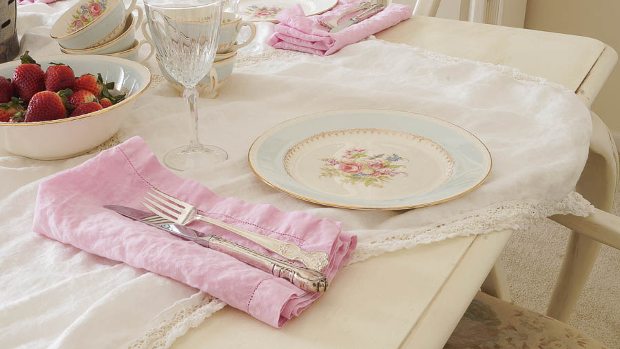 How To Dye Cotton Napkins The Easy Way!