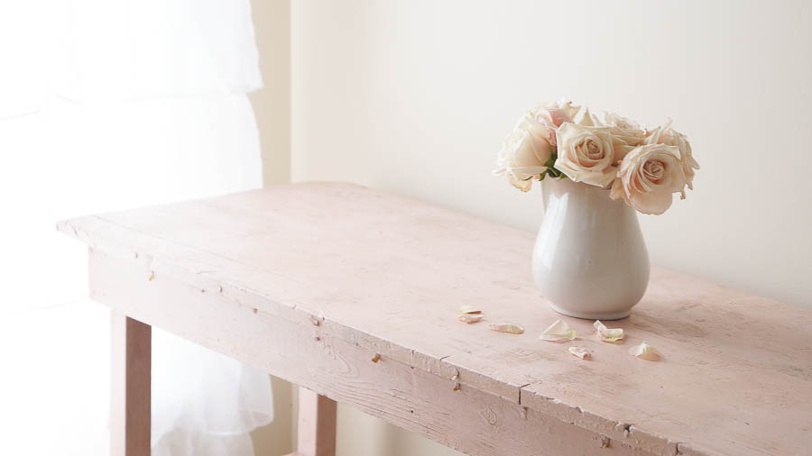 Adding Shabby Chic style to your home is so easy to do. It's a very comfortable and laid back look. Shabby chic style uses soft muted tones, and worn out and distressed pieces of furniture. This look is easily accomplished and I'll show you how. www.whitelacecottage.com