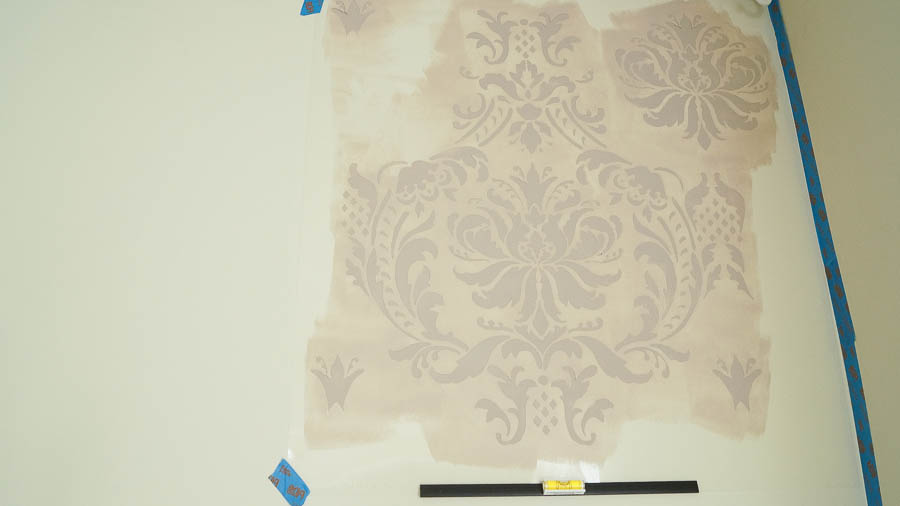 shabby chic bedroom cutting edge stencils (11 of 41)