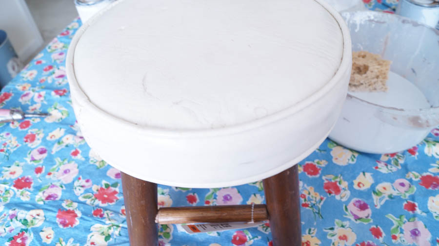 Terrific Simple Transfer Method 1 Gel Decoupage White Lace Cottage Machost Co Dining Chair Design Ideas Machostcouk
