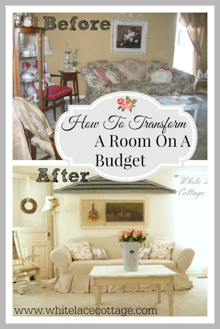 Home decor ideas on a budget - How to decorate a house on a budget ...