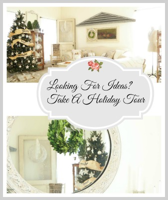 Take A Tour For More Inspired Holiday Decor Ideas