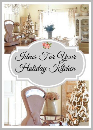 Simple Ideas For Decorating Your Holiday Kitchen