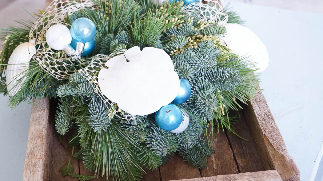 white lace cottage holiday christmas home tour shabby chic-07995