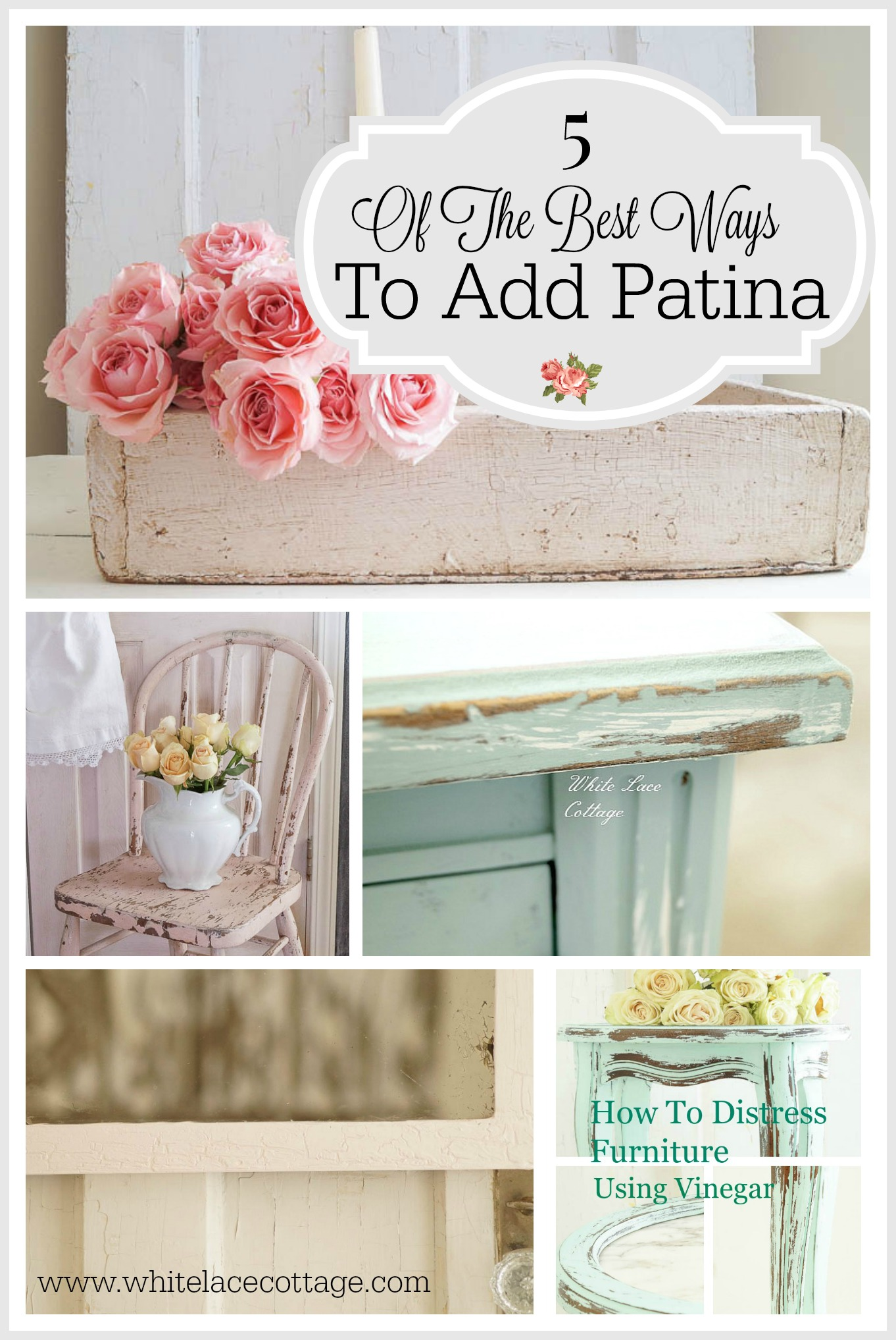 5 of the best ways to add patina