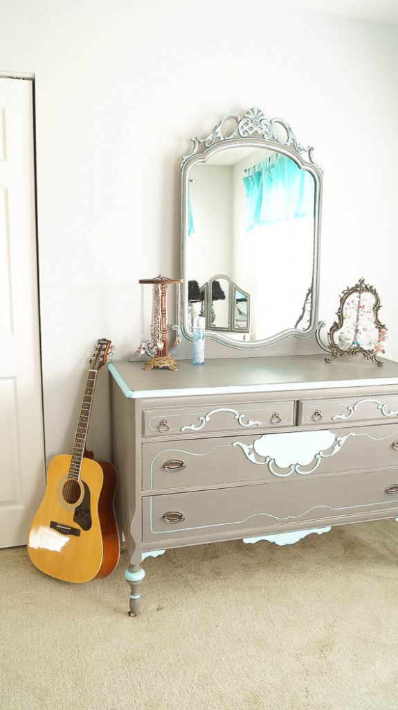how to update a teen bedroom on a budget-09534