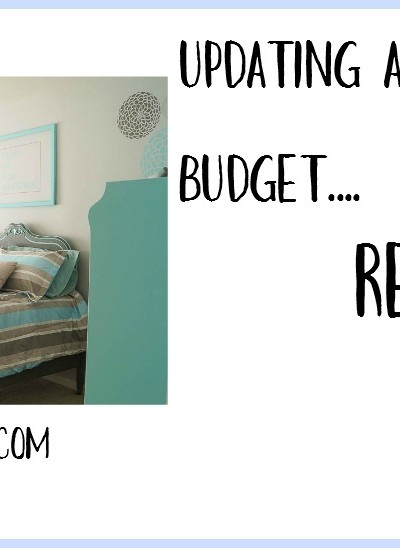 How To Update A Teen Bedroom On A Budget