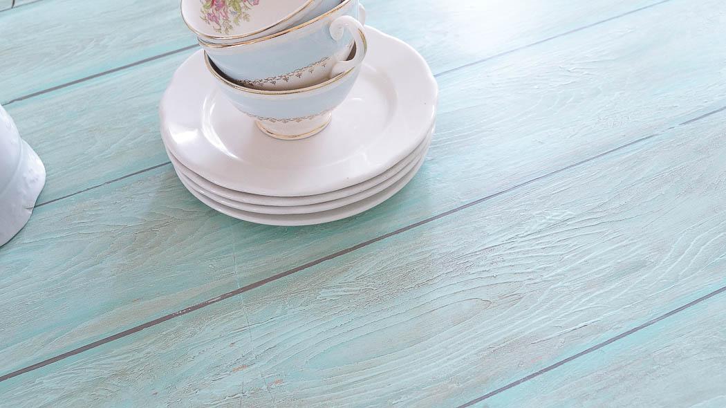 Rustic Farm Table-00767