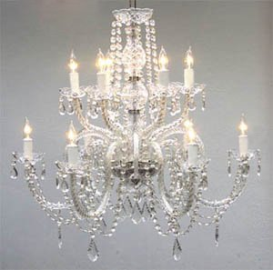 Crystal Chandelier Ideas For Under $200