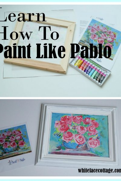How To Paint Like Pablo A New Painting Concept