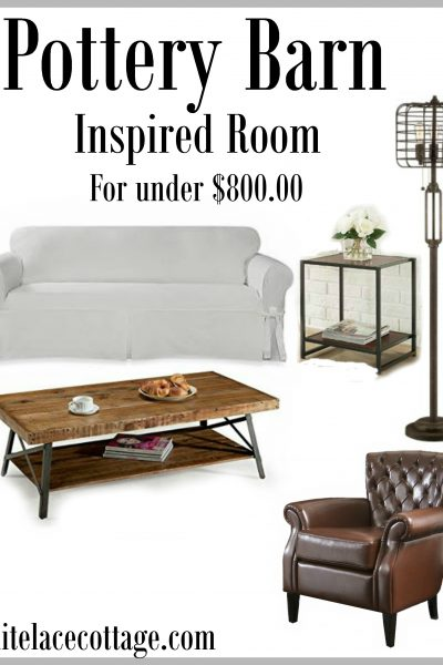 Pottery Barn Inspired Look For Less