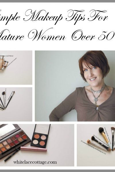 Simple Makeup Tips For Mature Women Over 50