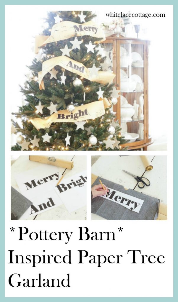 christmas-tree-garland-pottery-barn-inspired