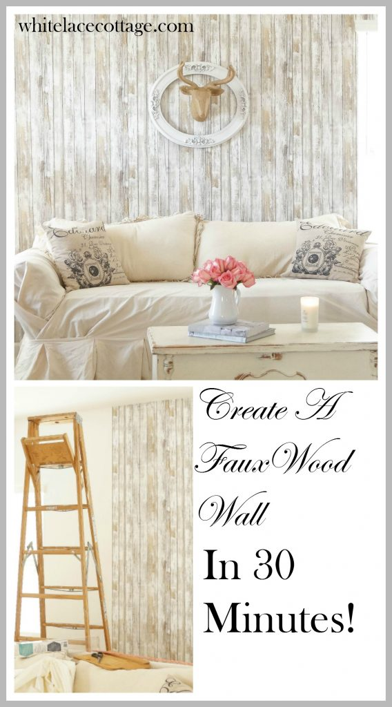 reusable-wallpaper-faux-wood-accent-wall