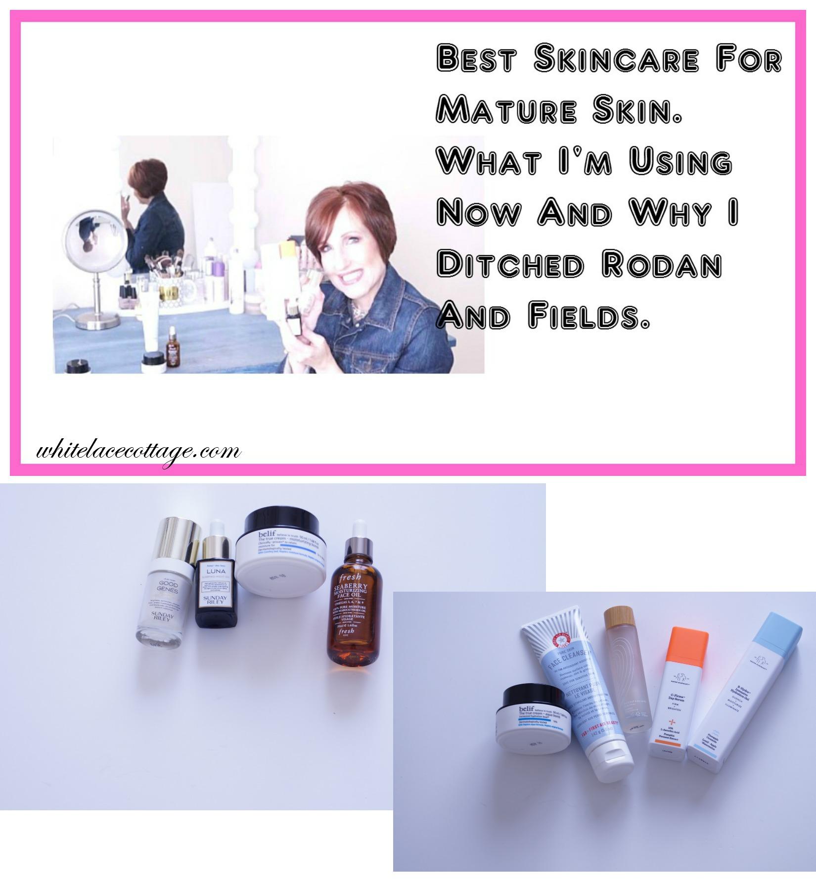 Skincare For Mature Skin 4